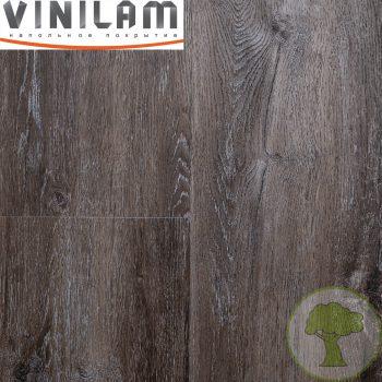 Виниловое покрытие VINILAM CERAMO click 4.5 mm с подложкой 8890 Дуб Лугано 43кл 4Vmicro 1520mmх225mmх4.5mm 8пл. 2.74м2/уп