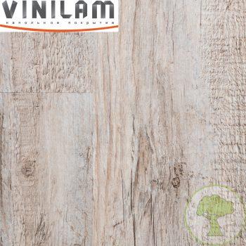 Виниловый ламинат Vinilam 2.5mm 66777 Дуб Росток 43кл 1228mmх188mmх2.5mm 18пл. 4.16м2/уп