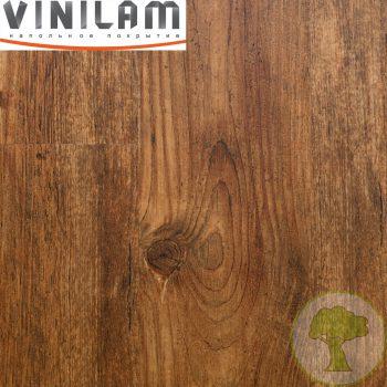 Виниловый ламинат Vinilam 2.5mm 814416 Дуб Мюнхен 43кл 1228mmх188mmх2.5mm 18пл. 4.16м2/уп
