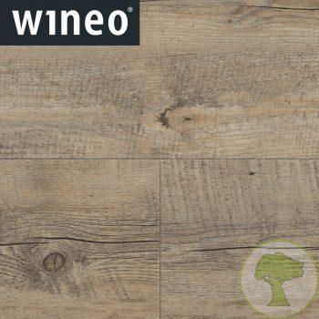Виниловое покрытие Wineo 400 DB Wood DB00110 Embrace Oak Grey 31кл 1200mmх180mmх2mm 18пл. 3,89м2/уп