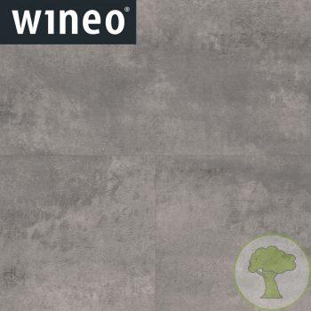 Виниловое покрытие Wineo 400 DLC Stone DLC00141 Glamour Concrete Modern 4V 31/41кл 600mmх316.8mmх4.5mm 12пл. 2,28м2/уп