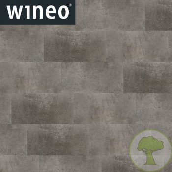 Виниловое покрытие Wineo 600 DB Stone XL 2020 DB205W6 So Ho Factory 4Vmicro 41кл 914mmх457mmх2mm 12пл. 5,01м2/уп