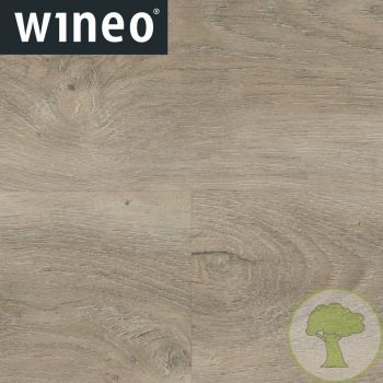 Виниловое покрытие Wineo 600 DB Wood XL 2020 DB199W6 Paris Loft 41кл 1505mmх235mmх2mm 12пл. 4,24м2/уп