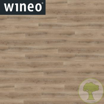 Виниловое покрытие Wineo 600 DB Wood DB185W6 SmoothPlace 41кл 1200mmх180mmх2mm 18пл. 3,89м2/уп