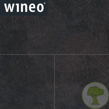 Виниловое покрытие Wineo 800 DLC Stone XL Stone XL DLC00085 Dark Slate 23/32/42кл 914mmх480mmх5mm 6пл. 2,63м2/уп