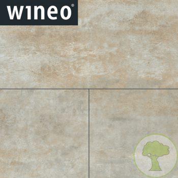 Виниловое покрытие Wineo 800 DLC Stone XL DLC00086 Art Concrete 23/32/42кл 914mmх480mmх5mm 6пл. 2,63м2/уп
