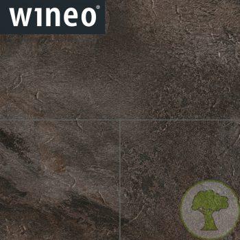 Виниловое покрытие Wineo 800 DLC Stone XL DLC00087 Silver Slate 23/32/42кл 914mmх480mmх5mm 6пл. 2,63м2/уп