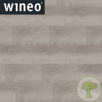 Виниловое покрытие Wineo 800 DLC Stone XL DLC00088 Raw Concrete 23/32/42кл 914mmх480mmх5mm 6пл. 2,63м2/уп