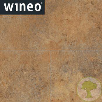 Виниловое покрытие Wineo 800 DLC Stone XL DLC00091 Copper Slate 23/32/42кл 914mmх480mmх5mm 6пл. 2,63м2/уп