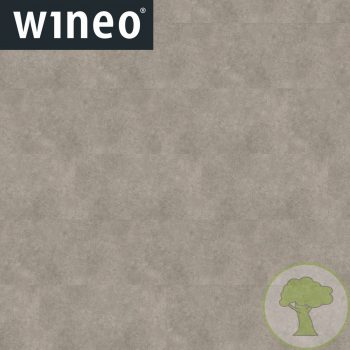 Виниловое покрытие Wineo 800 DLC Stone XL DLC00094 Calm Concrete 23/32/42кл 914mmх480mmх5mm 6пл. 2,63м2/уп