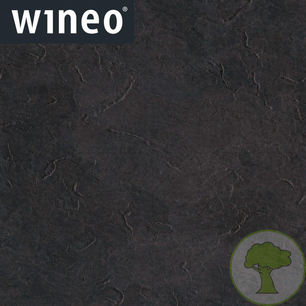 Виниловое покрытие Wineo 800 DB Stone XL DB00085 Dark Slate 23/32/42кл 914.4mmх457.2mmх2.5mm 10пл. 4,18м2/уп