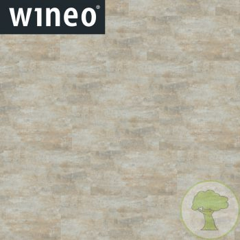 Виниловое покрытие Wineo 800 DB Stone XL00 DB00086 Art Concrete 23/32/42кл 914.4mmх457.2mmх2.5mm 10пл. 4,18м2/уп