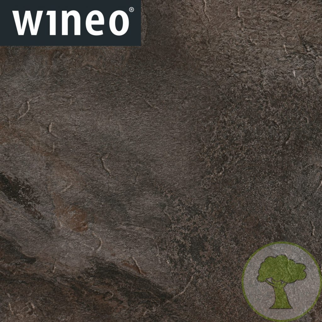 Виниловое покрытие Wineo 800 DB Stone XL DB00087 Silver Slate 23/32/42кл 914.4mmх457.2mmх2.5mm 10пл. 4,18м2/уп