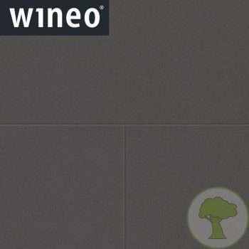 Виниловое покрытие Wineo 800 DB Tile DB00096-1 Solid Dark 4Vmicro 23/33/42кл 914.4mmх914.4mmх2.5mm 6пл. 5,02м2/уп