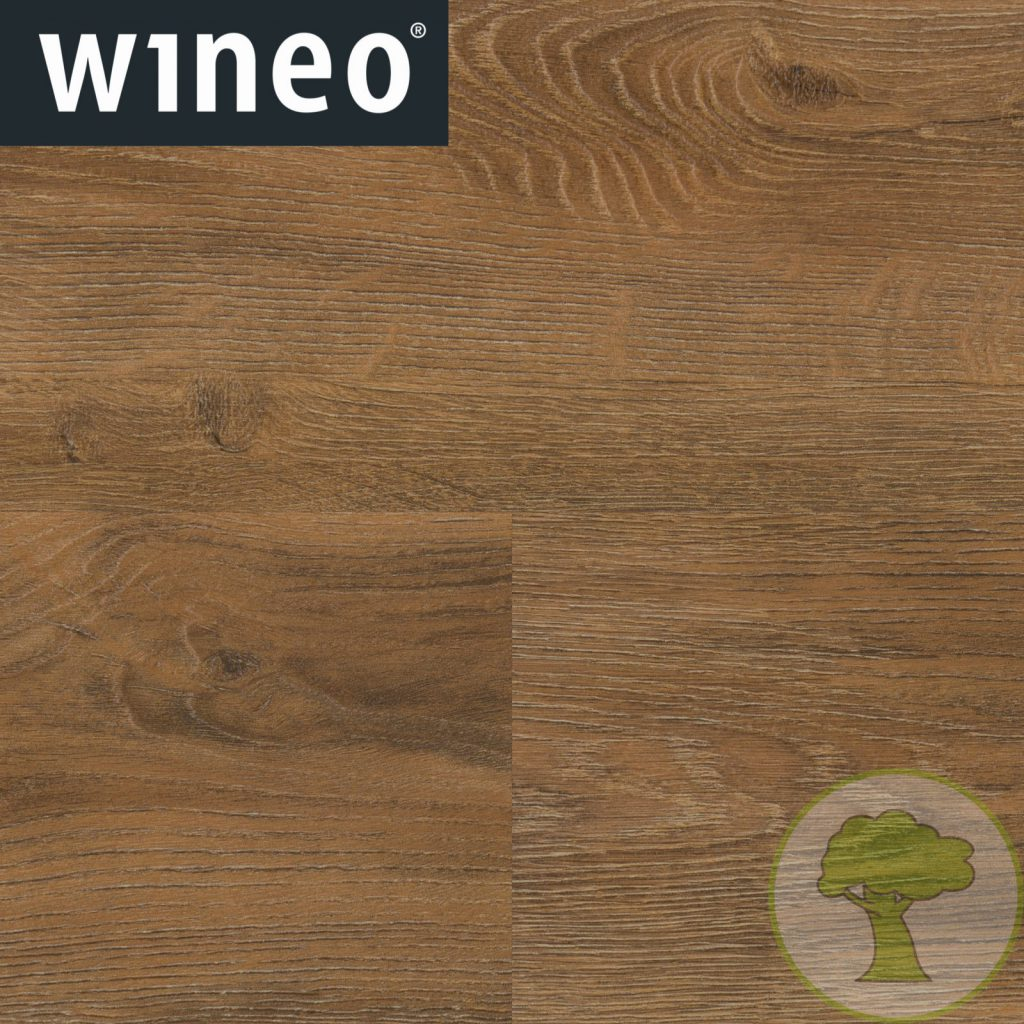 Виниловое покрытие Wineo 800 DLC Wood XL DLC00066 Cyprus Dark Oak 4Vmicro 42кл 1505mmх237mmх5mm 6пл. 2,14м2/уп