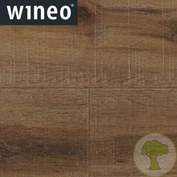 Виниловое покрытие Wineo DB Wood XL DB00061 Santorini Deep Oak 23/33/42кл 1505mmх235mmх2.5mm 12пл. 4,24м2/уп
