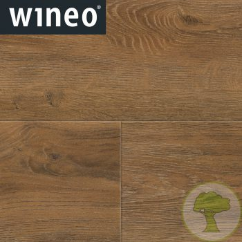 Виниловое покрытие Wineo DB Wood XL DB00066 Cyprus Dark Oak 23/33/42кл 1505mmх235mmх2.5mm 12пл. 4,24м2/уп