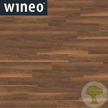 Виниловое покрытие Wineo 800 DB Wood DB00083 Sardinia Wild Walnut 23/32/42кл 1200mmх180mmх2.5mm 16пл. 3,456м2/уп